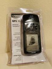 New ListingGarmin Gps 72 Handheld Electronic Hiking Biking Fishing Personal Navigation