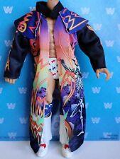 WWE WWF WCW Mattel Elite Accessory UE Ultimate Warrior Coat for Wrestling Figure