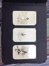 1941-1943 Debski/Zajac Wedding Furloughs Baby Scrapbook Pictures Photo Album