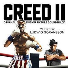 Creed II (2) (Original Soundtrack) - Ludwig Goransson (NEW CD)