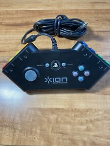 ION Drum Rocker Controller for Playstation 3 (IED08M) - READ DESCRIPTION - AS-IS