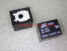 10PCS 4pins SRA-12VDC-AL T74 DC 12V 20A SONGLE Relay