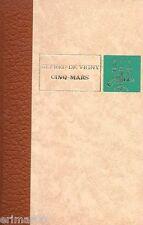 CINQ - MARS // Alfred De VIGNY // L'Erable // Conspiration sous LOUIS XIII