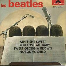 BEATLES ain't she sweet (PS) EX/VG+  french EP