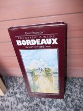 Frankreichs Weine Bordeaux, von David Peppercorn, ein Hallwag Taschenführer