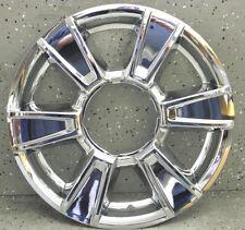 """GMC TERRAIN 17"""" CHROME SKINS LINERS HUBCAPS (4 PIECES) 351X / 351-17 RIM CAP"""