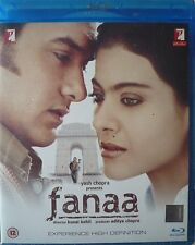 FANAA - Bollywood Movie Blu-ray.