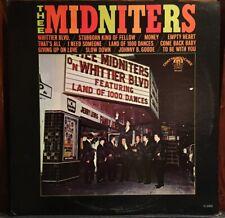 "Thee Midniters ""Whittier Blvd"" LP Garage Rock Chicano Soul Tejano"