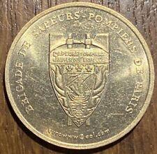 EURO DES VILLES 2 EURO 1996 DE PARIS SAPEURS POMPIERS (622) DIFFICILE À TROUVER