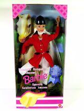 NIB BARBIE DOLL 1997 EQUESTRIAN FOREIGN BOX