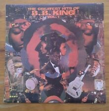 (The Greatest Hits of BB KING Vol.1)-king of the blues-RARE-New Zealand-F8-LP