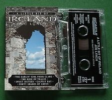 Joe Lynch A Little Bit Of Ireland Cassette Tape - TESTED