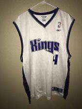 5b1284cdb1a Reebok NBA Jersey Sacramento Kings Chris Webber #4 White - Men XL