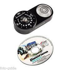 """Panorama-Kit für Kompaktkameras, inkl. Software, Gewinde 1/4"""", von Hama"""