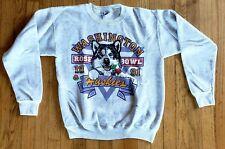 Vintage (1991) UNIVERSITY OF WASHINGTON Huskies UW Rose Bowl Football SWEATSHIRT