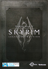 The Elder Scrolls V 5 : Skyrim - Legendary Edition PC [NEW GLOBAL STEAM KEY]
