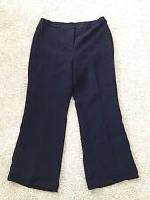 Women's Size 14 Black Fully Lined Dress Pants