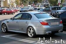 BMW 5 E60 E 60 525 528i 535i 550I 535 i 550 M M5 AC Trunk Roof Spoiler Lip Combo