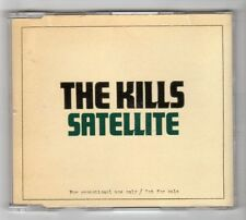 (HC451) The Kills, Satellite - 2011 DJ CD