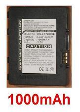 Batterie 1000mAh type LGLP-GAEM Pour LG G912, P7200