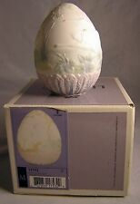 Lladro 1994 Matte Egg #17532 Limited Edition Swans Cygnets Cameo W/Box Easter