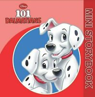 "Disney Mini Storybooks: ""101 Dalmatians"""