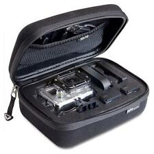 Small Travel Carry Case Bag for Go Pro Outdoor Hero 1 2 3 3+ Camera, SJ4000 FZ