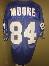 Herman Moore Detroit Lions jersey size 48 Large Made By Champion