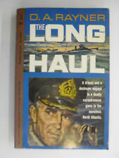 The Long Haul, D A Rayner, Permabooks Paperback, 1962