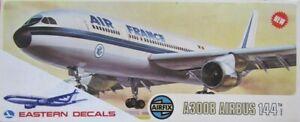 Airfix 1/144 Air France/Eastern Airbus A300B