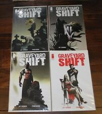 Graveyard Shift (2014 Image) #1-4 Complete Run Series Lot Set by Jay Faerber