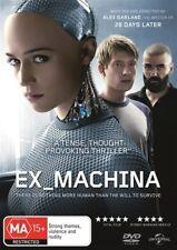 Ex Machina (DVD, 2015)
