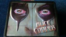 Alice Cooper Lunch Box  promo brand new