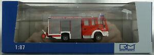 Rietze 61225 Iveco Magirus AluFire HLF 20/16 Fw.Feuerwehr Langenlonsheim 1/87 HO