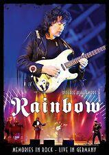 RITCHIE'S RAINBOW BLACKMORE - MEMORIES IN ROCK-LIVE  DVD NEU