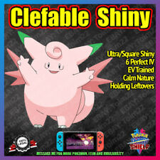Clefable 6IV Competitive ✨ Square/Ultra Shiny ✨ Pokemon Sword and Shield