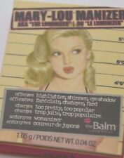 The Balm Mary-Lou Manizer Highlighter - Shimmer - Eyeshadow - NEW .04 oz Mini