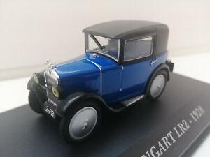 Rosengart LR2 1928 Ixo Altaya 1/43