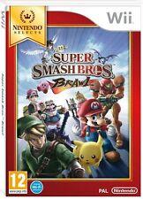 Super Smash Bros. Brawl (Nintendo Wii) Action adventure Mario Zelda Pokemon NEW!