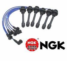 NGK High Performance Superior Resistor Spark Plug Ignition Wire Set-ME94