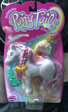 Super Rare 2002 Lanard Pony Tails Lovable My Little Pony Generic