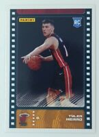 2019-20 Panini NBA Sticker and Card Collection Tyler Herro Rookie RC #91, Heat