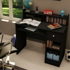 Office Wood Computer Desk Home PC Laptop Study Table Workstation Furniture NEW