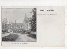 Heathfield Sussex Vintage Postcard 630b