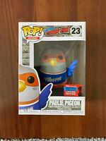 Funko Pop Paulie Pigeon NYCC 2020 Shared #23