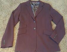 SABA Women's Brown Career Business Size 8 U.S. Blazer Jacket Sz. 12 Australia