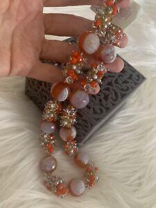 Crystal Necklace - Quartz Beads