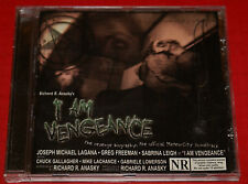 I Am Vengeance Cd Out Of Print sHeavy Blood Farmers Las Cruces Count Raven Etc