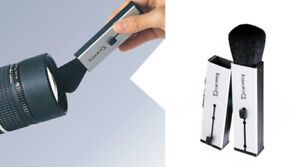 Giottos CL-1310 Retractable 2-Position Goat Hair Brush