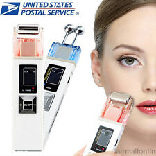 USA Anti-aging Massager facial Clean Galvanic Microcurrent Skin Firming Machine